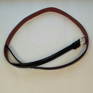 Roundtree & yorke full grain leather belt